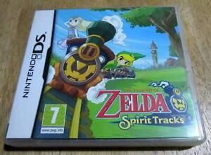 The Legend Of Zelda Spirit Tracks Nintendo DS Game Adventure/Role Play