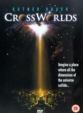 Crossworlds [DVD] By Rutger Hauer,Josh Charles,Krishna Rao,Lloyd Segan,Mark A.