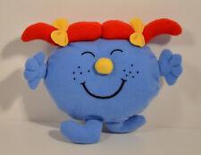 "RARE 2000 Little Miss Giggles 4.5"" McDonald's EUROPE Plush Stuffed Action Figure"