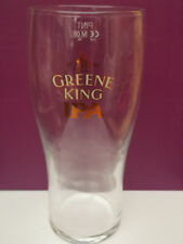 Greene King IPA Brewing Perfection pint glass