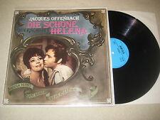 Jacques Offenbach - Die schöne Helena    Vinyl  LP Amiga