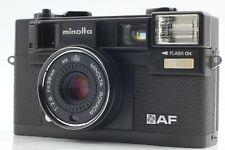 [EXC++++/New seal] MINOLTA Hi-Matic AF Point & Shoot 35mm film camera JAPAN