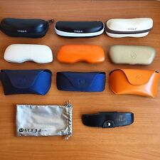 fodero occhiali da sole vista VOGUE box scatola sunglasses custodia frame case