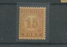 Ned. Indie  P3C  Port 1874  MH/ongebr  CV 60 €