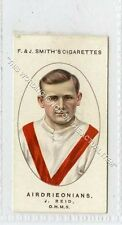 (Ga6583-454) Smith, Football Club Records, #2 J.Reid, Airdrieonians 1917 EX