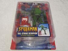 Toy Biz Marvel Spider-Man Spiderman Classics Tail-Strike Scorpion Action Figure