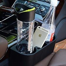 Auto Car Cup Tray Food Drink Bottle Rack Holder Mount Stand Storage Organizer