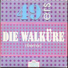 49 ERS - DIE WALKURE (REMIX) - CARDBOARD SLEEVE CD MAXI