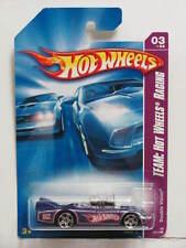 HOT WHEELS 2008 TEAM HW RACING  - DOUBLE VISION  #03/04