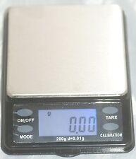 On Balance, Mini-Table-Top  Scale [ Max: 200gr Accuracy: 0.01gr ] Model: MTT-200