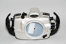 SEACAM CUSTODIA SUB  HOUSING UNDERWATER  PER NIKON F100