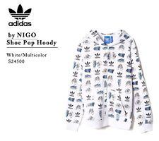 Adidas Originals Men's Nigo 25 Mix Hoodie Shoe Pop S24500 Size Large