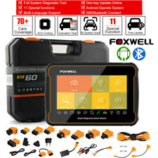 Foxwell GT60 Plus Wifi OBD2 Tablet Scanner All System ECU Coding Diagnostic Tool