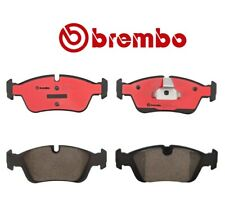 For BMW E36 E46 318is 325xi Z3 Z4 Front Disc Brake Pad Set BREMBO 34116761244