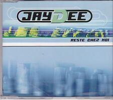Jay Dee-Reste Chez Moi cd maxi single