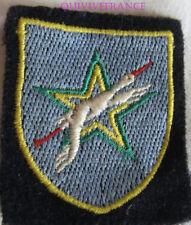 IN10325 - INSIGNE tissu 2° Division d'Infanterie Marocaine, type 2