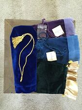 NWT Pottery Barn Wine And Gift Bags Great Holiday/Christmas Gifts - 4 Bags!