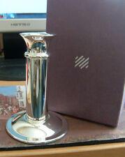 Modernist Post - 1940 Collectable Brass Candlestick & Holder