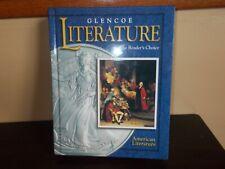 Glencoe Literature The Readers Choice American Literature Copy Right 2000