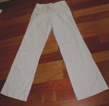 LOLE WOMEN'S OFF WHITE CORD PANTS~ SIZE 1~NICE~