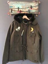 NWT $1000 BURTON NEIGHBORHOOD M-65 Jacket Olive Drab Size L