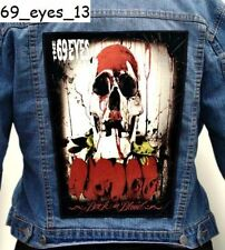 THE 69 EYES   Back Patch Backpatch ekran new