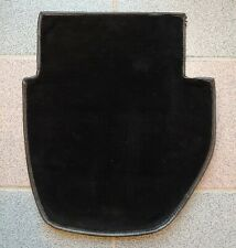 VERY NICE USED ORIGINAL GENUINE PORSCHE 911 930 BLACK PASSENGERS REAR FLOOR MAT