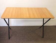 Classroom Rectangular Folding stacking school training exam office table desk
