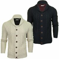 Xact Mens Shawl Neck Cardigan