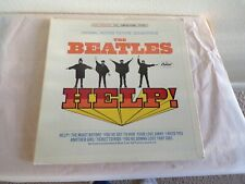 "Vintage THE BEATLES ""HELP!"" Original Soundtrack By Capitol Records"