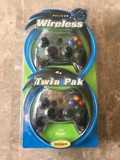 Pelican Fully Analog Spirit Wireless Controllers Twin Pack For Xbox New Sealed