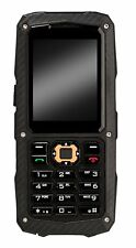 CYRUS CM8 Schwarz, Outdoor Handy