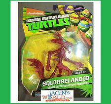 Squirrelanoid : Mutant Teenage Mutant Ninja Turtles Basic Action Figures