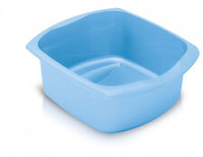 Addis Washing Up Bowl Rectangular Large 9.5 Litre Basin Sink 15 Colour Choices