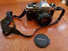 Pentax Super Program 35mm SLR Film Camera SMC 50mm 1:1.7 Pentax-A Len