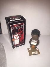 NEW Box LUOL DENG Bobblehead Chicago Bulls SGA Rare 2007 White Jersey