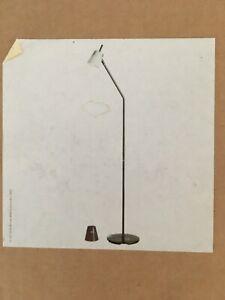 New in Box IKEA Lillarp Halogen Floor Lamp 900.664.82 16441