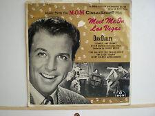 "45 Vinyl Records EP Dan Dailey ""Meet Me In Las Vegas"""