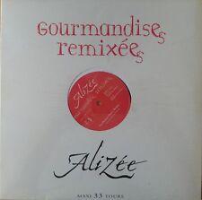 "ALIZÉE Gourmandises Remixées | 12"" Maxi Vinyl Neuware sealed | Alizee"