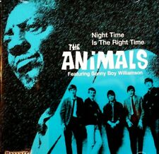 The Animals Feat. Sonny Boy Williamson - Night Time Is The Right Time  - CD, VG