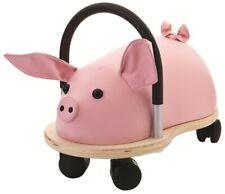 Wheely Bug FERKEL klein für Kinder von 1-3 Jahren, Rutscherauto