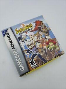 Summon Night: Swordcraft Story (Nintendo Game Boy Advance, 2006) BOX ONLY! READ-
