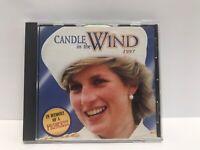 CANDLE IN THE WIND Princess Di Diana UK compilatipon CD 1997