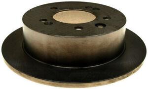 Disc Brake Rotor-Non-Coated Rear ACDelco 18A2456A fits 07-10 Hyundai Elantra