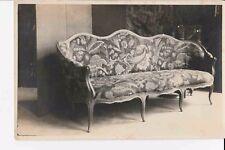 Antique Original Louis XV Canopy Needlepoint Walnut c1915 Furniture Photograph