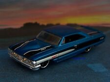 Hot Wheels 1964 64 Ford Galaxie 500 collectible diecast model package fresh  C