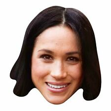 Meghan Markle Cardboard Face Mask New Novelty Gift Party Hen Stag