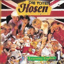 Die Toten Hosen: Learning English Lesson 1. CD, like new, ex music store stock