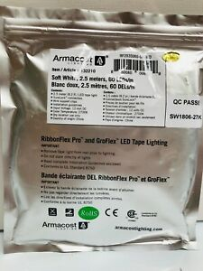 Armacost Lighting 132210 8.2 ft RibbonFlex Pro and GroFlex LED Tape Lightning