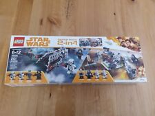 LEGO Star Wars 66596 Super Battle Pack 2 in 1 FREE SHIPPING!